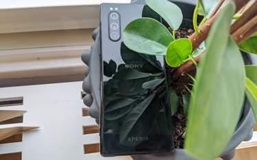 Sony Xperia 5 - Test - Lyckade och mindre lyckade designval