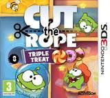 Cut the Rope - Triple Threat en spel från Nintendo 3ds