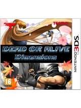 Dead or Alive Dimensions en spel från Nintendo 3ds