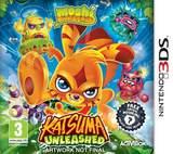 Nintendo Moshi Monsters: Katsuma Unleashed en spel från Nintendo 3ds
