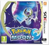 Pokémon Moon - Nintendo 3DS - Adventure - detektiv