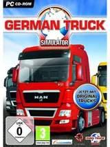 German Truck Simulator - Windows - Simulering en spel från Pc