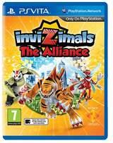 Invizimals: The Alliance