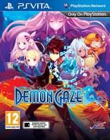 DemonGaze - Sony PlayStation Vita - Rollspel (RPG)