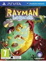 Rayman Legends Vita