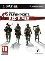 Operation Flashpoint: Red River en spel från Ps3