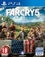 Far Cry 5 en spel från Ps4
