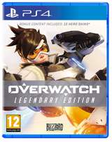 Overwatch / Legendary edition en spel från Ps4