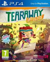 Tearaway: Unfolded en spel från Ps4