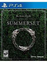 The Elder Scrolls Online: Summerset en spel från Ps4