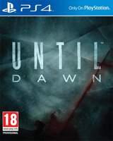 Until Dawn en spel från Ps4