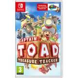 Captain Toad: Treasure Tracker en spel från Switch