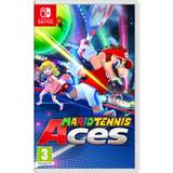 Mario Tennis Aces en spel från Switch