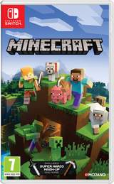 Minecraft en spel från Switch