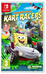 Nickelodeon Kart Racer en spel från Switch