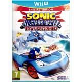 Sonic AllStar Racing U en spel från Wii U
