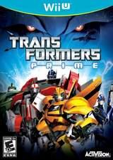 Transformers Prime en spel från Wii U