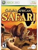 Cabela's African Safari - Microsoft Xbox 360 - Action
