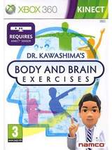 Dr Kawashima's Body and Brain Excercise (Requires Kinect) en spel från Xbox 360