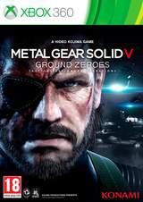 Metal Gear Solid V: Ground Zeroes en spel från Xbox 360