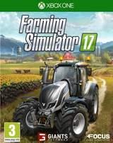Farming Simulator 17 en spel från Xbox One