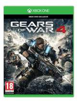 Xbox One Gears of War 4 - Microsoft Xbox One - Action