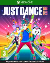 Just Dance 2018 en spel från Xbox One