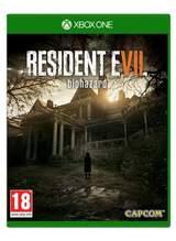 Resident Evil 7 en spel från Xbox One