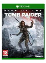 Rise of The Tomb Raider en spel från Xbox One