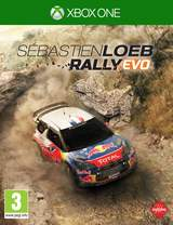Sébastien Loeb - Rally EVO en spel från Xbox One