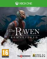 The Raven Remastered en spel från Xbox One