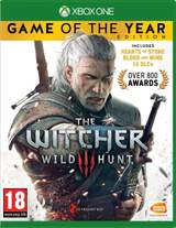 Xbox One The Witcher 3: Wild Hunt Goty Edition