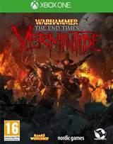 Warhammer End Times Vermintide en spel från Xbox One